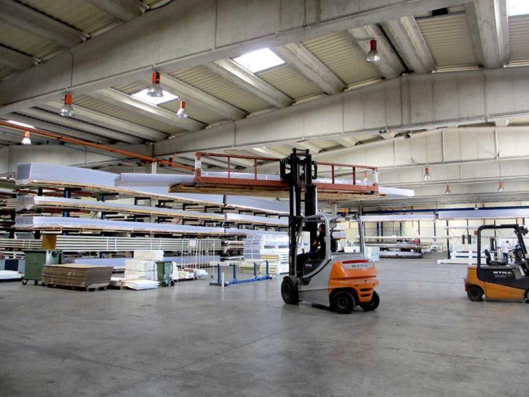 Centro de servicios para España de Koscon Industrial