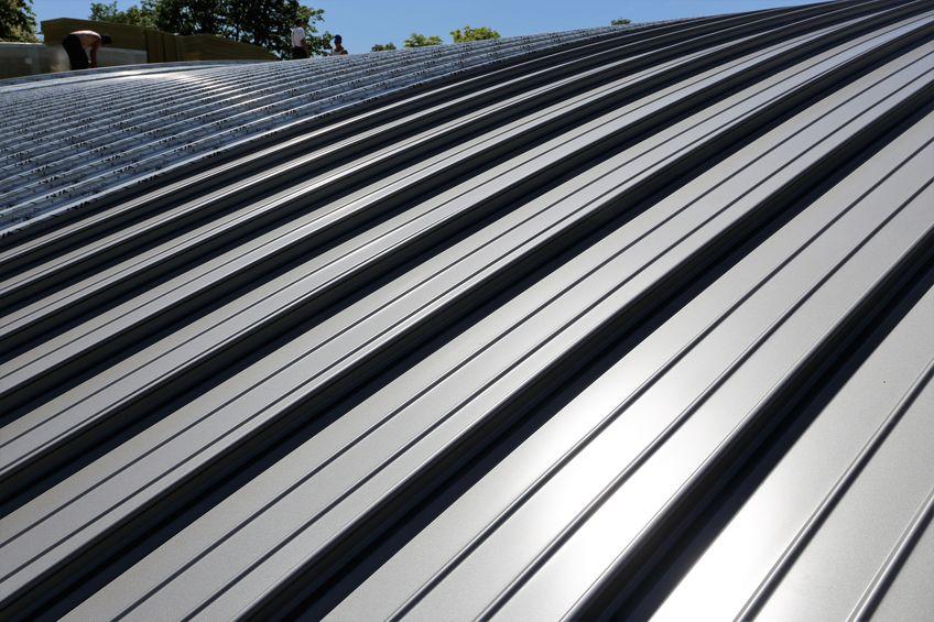 78585804 - industry standing seam roof