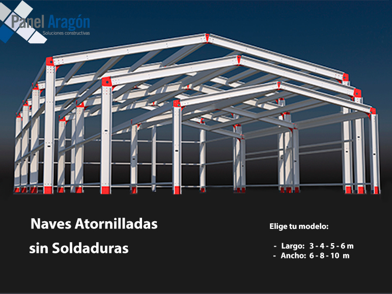 NAVES AUTOMONTABLES