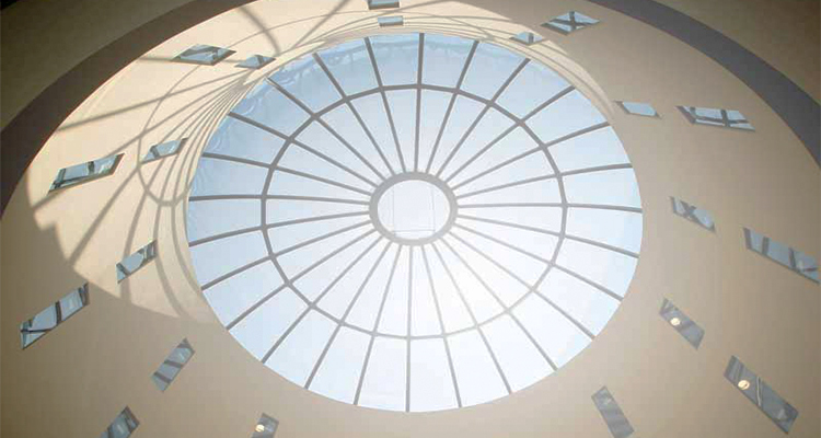 claraboya-cúpula